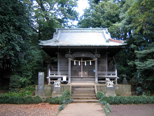 岡本八幡神社