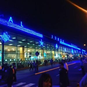 リマ空港1
