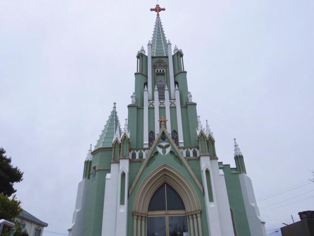 平戸ザビエル記念教会1