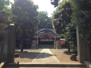 早稲田水稲荷2