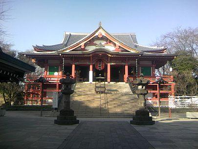 Meguro-fudou-hondou