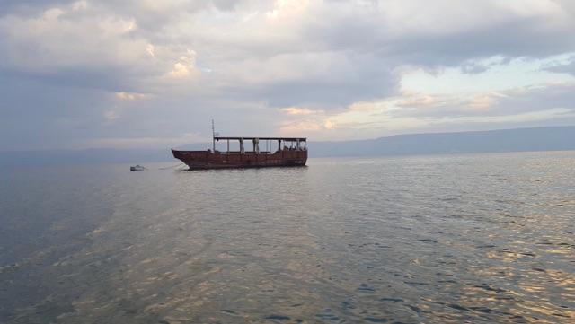 ガリラヤ湖2