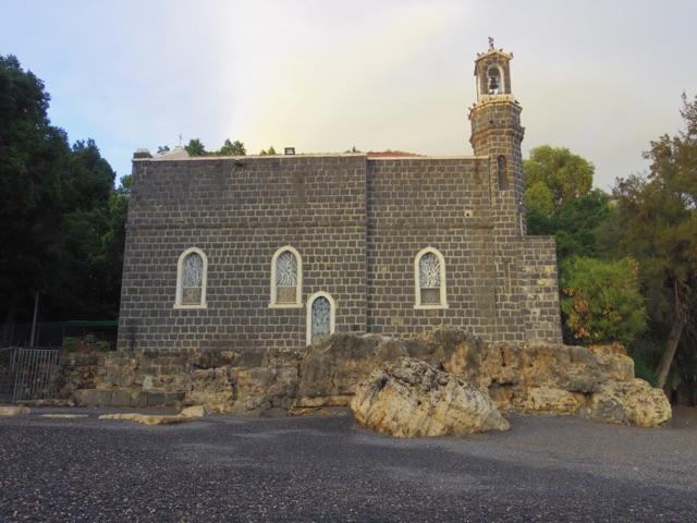 聖ペテロ召命教会1