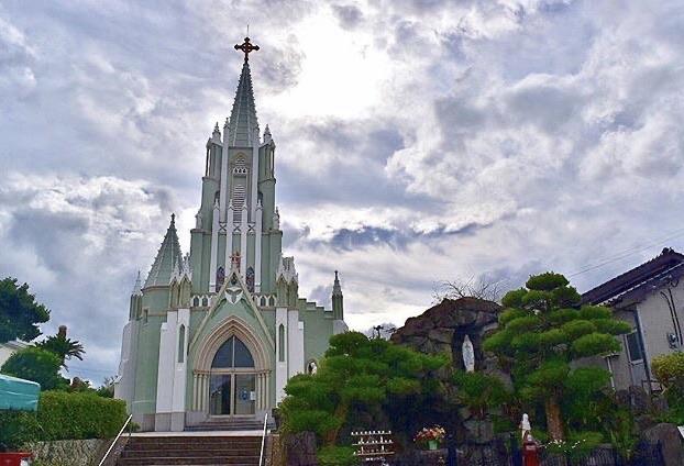 平戸ザビエル教会2