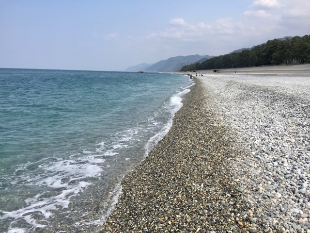 ヒスイ海岸2